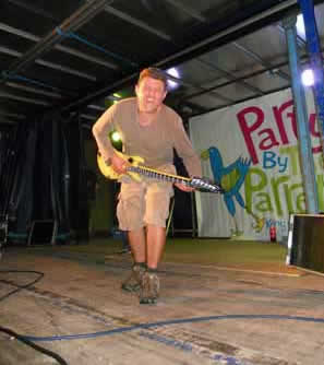 party by the parrett, a great day for family's and music lovers alike